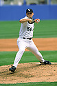 CHICAGO - CIRCA 2002:  Mark Buehrle #56 of the Chicago White Sox pitches during an MLB game at Comiskey Park in Chicago, Illinois. Baines played for 15 season for 3 different teams and was a 5-time All-Star .(David Durochik / SportPics) --Mark Buehrle