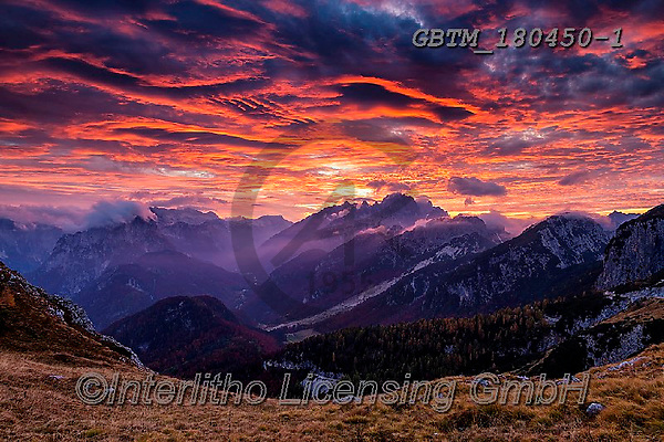 Tom Mackie, LANDSCAPES, LANDSCHAFTEN, PAISAJES, photos,+Europa, Europe, European, Mangart Pass, Slovenia, Tom Mackie, Triglav National Park, atmosphere, atmospheric, autumn, autumna+l, color, colorful, colour, colourful, destination, destinations, dramatic outdoors, fall,horizontal, horizontals, landscape,+landscapes, mood, moody, mountain, mountainous, mountains, peace, peaceful, scenery, scenic, serene, serenity, skies, sky, s+unrise, sunrises, sunset, sunsets, time of day, tourist attraction, tranquil, tranquility,Europa, Europe, European, Mangart+,GBTM180450-1,#l#, EVERYDAY