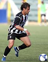 Calaio' Siena<br /> La Spezia 16/08/2008 Calcio <br /> Siena Sampdoria <br /> Foto Insidefoto