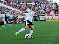 Leigh Ann Robinson.  The USWNT defeated Brazil, 4-1, at an international friendly at the Florida Citrus Bowl in Orlando, FL.