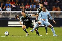 Sporting Kansas City vs Portland Timbers August 17 2011