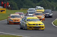 Round 4 of the 2005 British Touring Car Championship. #11. Jason Plato (GBR). SEAT Sport UK. SEAT Toledo.