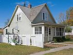 Wallacw Stegner House, Eastend Saskatchewan