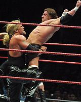 Triple H Kevin Nash 2002                                                                            By John Barrett/PHOTOlink