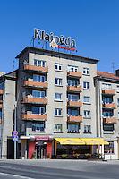 Architektur in Klaipeda, Litauen, Europa