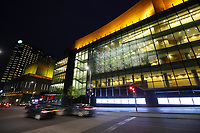 October 16 2012 - Montreal, Quebec, CANADA - Maison de l'OSM - (New) concert hall of the Montreal Symphonic Orchestra