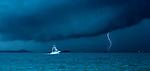 Tormenta en Taboga / Isla Taboga, Panamá.<br /> <br /> Edición de 10 | Víctor Santamaría.
