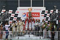24 HOURS OF SPA (BEL) RACE - BLANCPAIN GT SERIES ENDURANCE CUP 2018 ROUND 4 07/26-29/2018