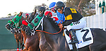 Scenes from opening day at Del Mar Turf Club in Del Mar, California on July 18, 2012