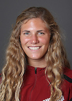 STANFORD, CA - OCTOBER 22:  Victoria Kennedy of the Stanford Cardinal during water polo picture day on October 22, 2009 in Stanford, California.
