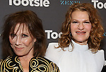 """Michele Lee and Sandra Bernhard attends the Broadway Opening Night of """"Tootsie"""" at The Marquis Theatre on April 22, 2019  in New York City."""