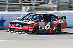 Nationwide Series driver Trevor Bayne (6) in action during the NASCAR Nationwide Series qualifying at Texas Motor Speedway in Fort Worth,Texas.