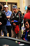 Team Chile captain, Mauricio Zeman, watches the action during round 2