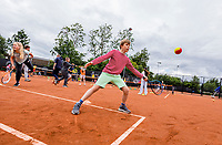 Amstelveen, Netherlands, 6 Juli, 2021, National Tennis Center, NTC, Amstelveen Womans Open, <br /> Photo: Henk Koster/tennisimages.com