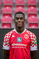 16th August 2020, Rheinland-Pfalz - Mainz, Germany: Official media day for FSC Mainz players and staff; Moussa Niakhate FSV Mainz 05