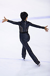 Shunsuke Nakamura of Japan competes in Advanced Novice Boys group during the Asian Open Figure Skating Trophy 2017 on August 02, 2017 in Hong Kong, China. Photo by Marcio Rodrigo Machado / Power Sport Images