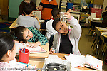 Education Elementary Public school grade 4 class with science specialist