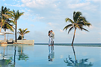 Playa del Carmen, Mexico, Mahekal Resort: Katie + Nick
