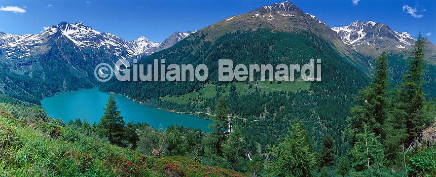 PJ440a alpine landscape paesaggi di montagna alps alpi boschi foreste laghi montagne lakes glaciers forest trentino dolomiti