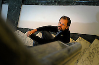Lieven Corthouts <br /> regista - director<br /> The invisible city: Kakuma