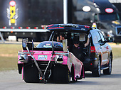 NHRA Mello Yello Drag Racing Series<br /> AAA Texas NHRA FallNationals<br /> Texas Motorplex<br /> Ennis, TX USA<br /> Sunday 15 October 2017 Cruz Pedregon, Snap-On Tools, funny car, Toyota, Camry<br /> <br /> World Copyright: Mark Rebilas<br /> Rebilas Photo