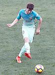 FC Barcelona's Sergi Roberto during La Liga match. February 26,2017. (ALTERPHOTOS/Acero)