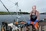 Alex Crowley General Secretary of the National Inshore Fishermen's Association(NIFA).