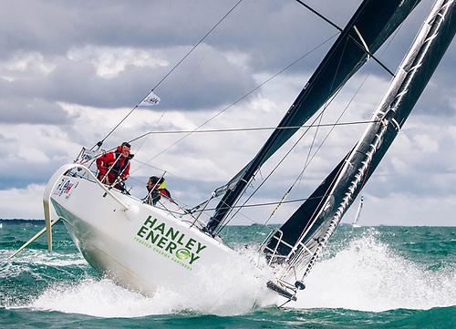 The Tour de Bretagne à la Voile is the next race for Offshore Sailing Duo Kenny Rumball & Pamela Lee