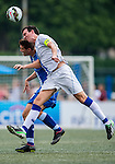 Hong Kong Football Club HKFC Captain's Select during their Main Plate Semi-Final as part of day three of the HKFC Citibank Soccer Sevens 2015 on May 31, 2015 at the Hong Kong Football Club in Hong Kong, China. Photo by Xaume Olleros / Power Sport Images