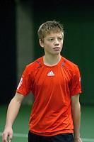 05-12-10, Tennis, Almere, Reaal WJC Masters, Tim van Rijthoven