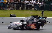 NHRA Mello Yello Drag Racing Series<br /> NHRA New England Nationals<br /> New England Dragway, Epping, NH USA<br /> Sunday 4 June 2017 Del Worsham, Lucas Oil, Funny Car<br /> <br /> World Copyright: Will Lester Photography