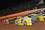 Oct 16, 2010; 10:19:03 PM;Mineral Wells,WV ., USA; The 30th Annual Dirt Track World Championship dirt late models 50,000-to-win event at the West Virginia Motor Speedway.  Mandatory Credit: (thesportswire.net)