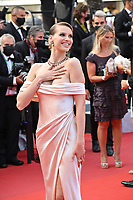 CANNES, FRANCE. July 15, 2021: Nibar Madar at the France premiere at the 74th Festival de Cannes.<br /> Picture: Paul Smith / Featureflash