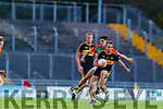 Fionn Fitzgerald, Dr. Crokes during the Kerry County Senior Football Championship Semi-Final match between Mid Kerry and Dr Crokes at Austin Stack Park in Tralee, Kerry.