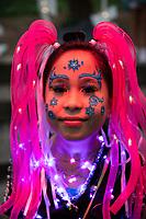 Arts A Glow Festival, Dottie Harper Park, Burien, WA, USA.