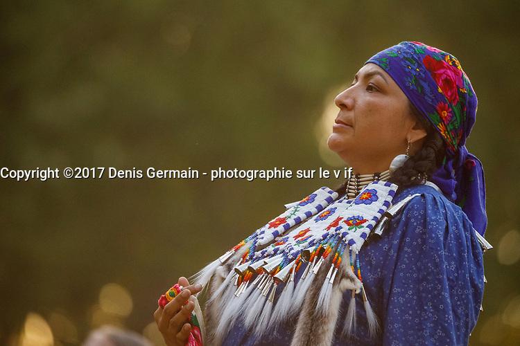 Pow Wow le 14 juillet 2017<br /> <br /> PHOTO : Agence Quebec Presse<br /> <br /> <br /> <br /> <br /> <br /> PHOTO : Agence Quebec Presse