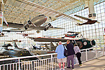Seattle, Museum of Flight, historic airplanes and space craft, Boeing Field, Pacific Northwest,