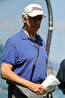 Feb 23, 2010; Tampa, FL, USA; New York Yankees  Vice President and Senior Advisor Gene Michael during  team workout at George M. Steinbrenner Field. Mandatory Credit: Tomasso De Rosa
