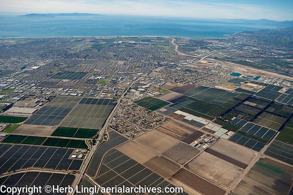 aerial photograph Ventura, California