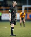 Referee Gary Hilland.