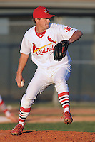 Trevor Rosenthal  during the Appalachian League Championship. Johnson City  won 6-2 at Howard Johnson Field, Johnson City Tennessee. Photo By Tony Farlow/Four Seam Images.