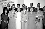 Adolph Green, Betty Comden, Al Pacino, Jerry Herman,Burgess Meredith, Susan Strassberg, Angela lansbury, Lillian Gish, Carol Channing, Ethel Merman, Princess Grace Kelly and Ellen Burstynat the Theatre Hall Of Fame Awards held at the Uris Theater,now called the Gershwin Theater, New York City. on March 28, 1982