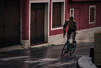 Timo Roosen (NED/LottoNL-Jumbo)<br /> <br /> 76th Paris-Nice 2018<br /> Stage 8: Nice > Nice (110km)