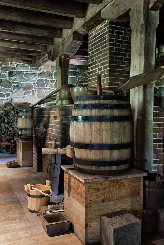 George Washington Distillery, Mt Vernon, Virginia, USA