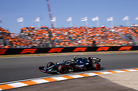 4th September 2021: Circuit Zandvoort, Zandvoort, Netherlands;   5 Sebastian Vettel GER, Aston Martin Cognizant F1 Team, F1 Grand Prix of the Netherlands at Circuit Zandvoort