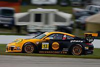 Porsche GT3 Cup Challenge Canada<br /> Victoria Day SpeedFest Weekend<br /> Canadian Tire Motorsport Park, Mosport, ON CAN<br /> Sunday 21 May 2017<br /> 13, Orey Fidani, GT3CG, CAN, 2016 Porsche 991<br /> World Copyright: Jake Galstad<br /> LAT Images<br /> ref: Digital Image galstad-CTMP-0517-56198