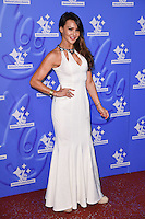 Lizzie Cundy<br /> celebrating the winners in this year's National Lottery Awards, the search for the UK's favourite Lottery-funded projects.  The glittering National Lottery Stars show, hosted by John Barrowman, is on BBC One at 10.45pm on Monday 12 September.<br /> <br /> <br /> ©Ash Knotek  D3151  09/09/2016