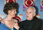 Robert Conrad and Lavelda Conrad attending CBS AT 75, a three hour entertainment extravaganza commemorating CBS's 75th Anniversary, which will be  broadcast live from the Hammerstein Ballroom at New York's Manhattan Center in New York City.<br />November 2, 2003