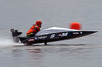Roger Affholter, 5-M, (runabout)