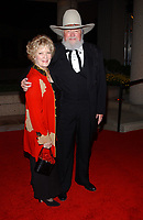 06 July 2020 - Country music and southern rock legend Charlie Daniels has passed away after suffering a stroke. The Grand Ole Opry member and Country Music Hall of Famer was 83. File Photo: 18 October 2005 - Nashville, Tennessee - Charlie Daniels and wife. 2005 BMI Awards held at BMI Nashville Headquarters. Photo Credit: George Shepherd/AdMedia